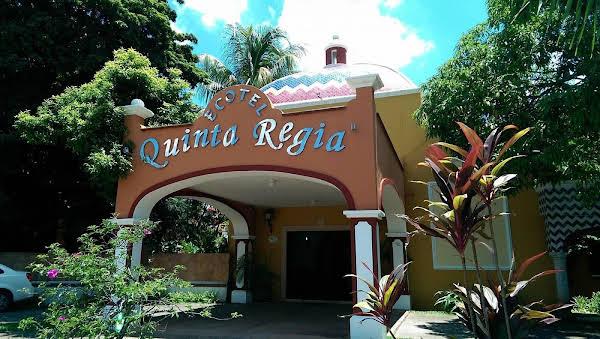 Ecotel Quinta Regia