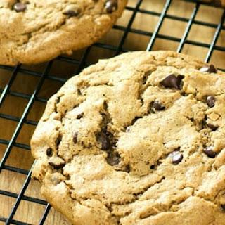 Almond Butter Chocolate Chip Cookies Recipe Video Recipe