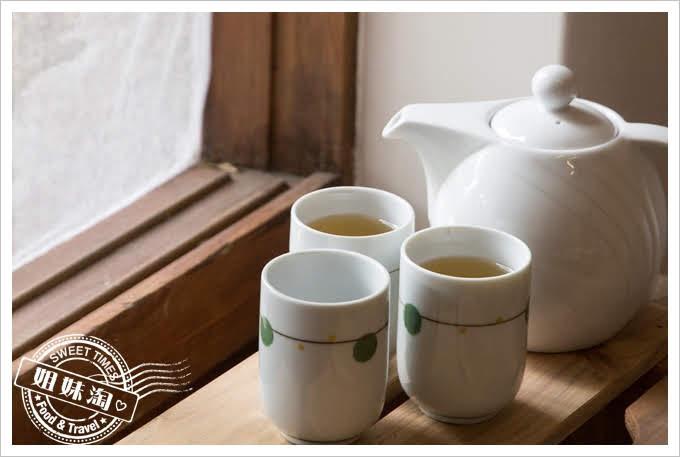 奧山山當歸茶
