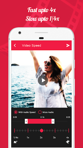 Video Speed: Fast and Slow Motion v1.2 [Pro]