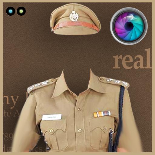警察の写真のスーツ 攝影 App LOGO-APP試玩