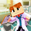 Pandemic Tycoon: Doctors & Hospital for Minecraft icon