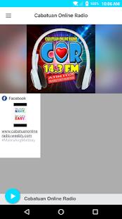 Cabatuan Online Radio - náhled