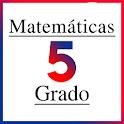 Matemáticas 5 Grado icon