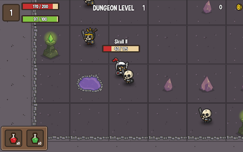 The Dungeon Tiny Screenshot
