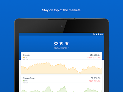 Coinbase - Buy Bitcoin & more. Secure Wallet.