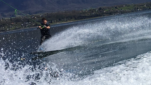 wakeboard , bourget du lac
