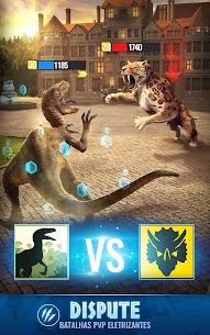 Jurassic World Alive Apk Mod Energia Infinita + VIP 3