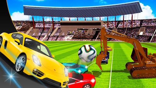 Car Rocketball Turbo Soccer League 1.0 screenshots 4