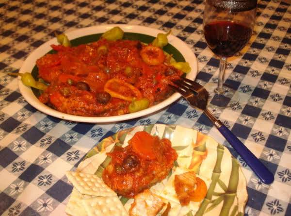 Marinated & Pickled Kingfish Escabeche De Serrucho