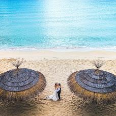 Huwelijksfotograaf Alessandro Spagnolo (fotospagnolonovo). Foto van 05.01.2019