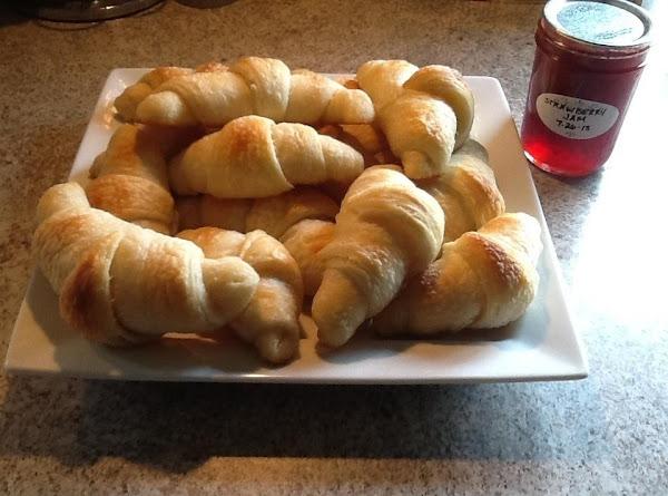Homemade Croissants Recipe