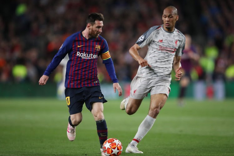 Lionel Messi voor het eerst best betaalde sporter ter wereld