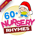Nursery Rhymes Free App | Nursery Rhymes Videos icon