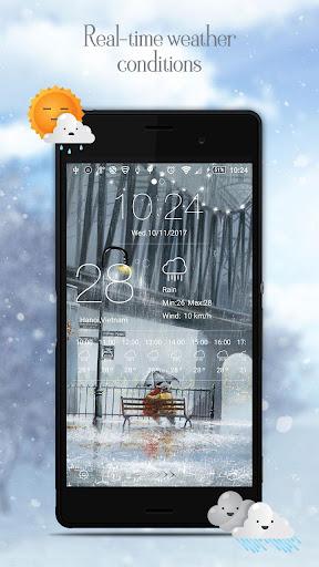 Weather Live - Weather Forecast Pro 3.4.203 screenshots 4