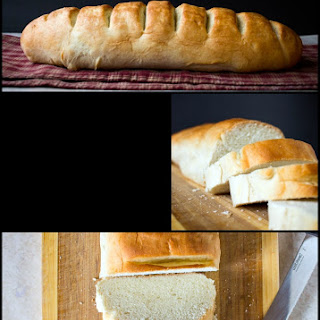 Homemade French Bread in under an Hour.