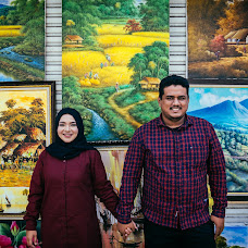 Wedding photographer Denden Syaiful Islam (dendensyaiful). Photo of 27.09.2017