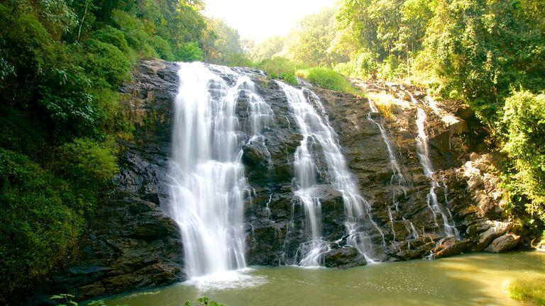 Show item 1 of 17. Abbey Falls - India - Tourism Media
