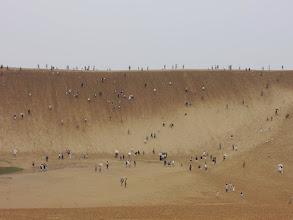 Photo: 下山後に鳥取砂丘を訪れる。
