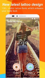 Tattoo My Photo - náhled