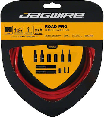 Jagwire Pro Polished Brake Cable Kit Road SRAM/Shimano alternate image 5