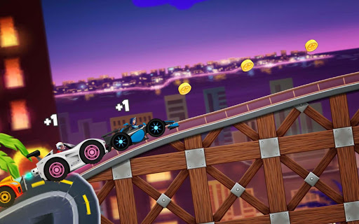 Night Racing: Miami Street Traffic Racer 3.47 Screenshots 6