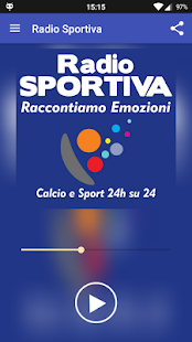 Radio Sportiva- screenshot thumbnail