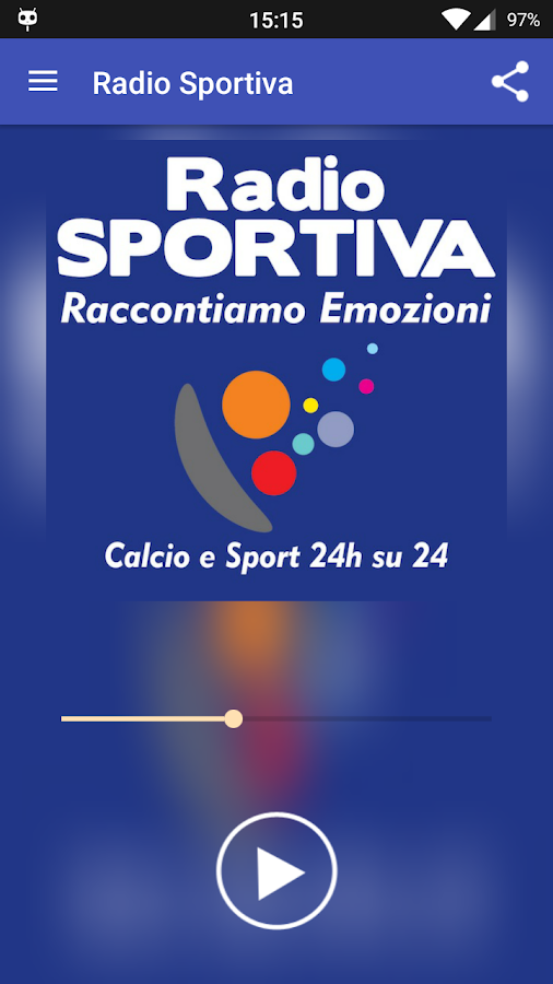 Radio Sportiva- screenshot