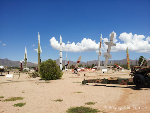 Missile range museum - alamogordo