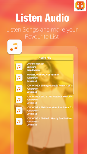 VL MX Audio & Video Player 1.0 screenshots 17