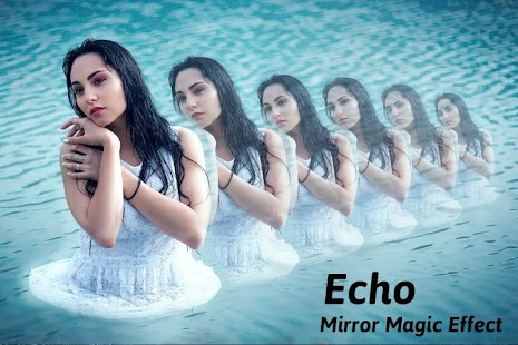 Echo : Mirror Magic Camera - náhled