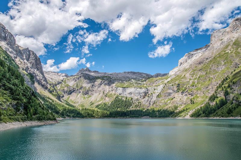 Lac de Tzeusier, Vallese, CH, 2017. di Cristhian Raimondi