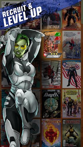 Marvel Puzzle Quest  screenshots 2