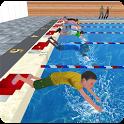 Kids Water Swimming Championship icon