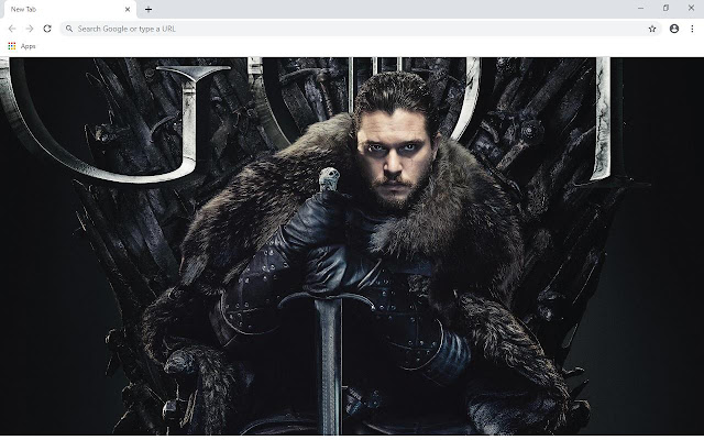 Game of Thrones Wallpapers and New Tab