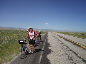 Photo: Day 19 Dubois to Riverton WY 79 miles 1410' climbing: The view from Dubois to Riverton