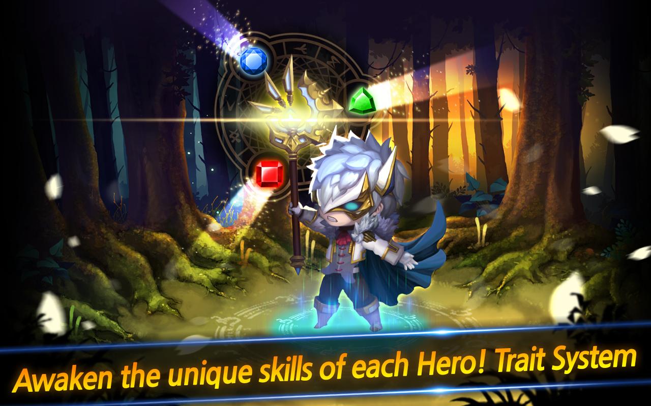 Wonder tactics screenshot