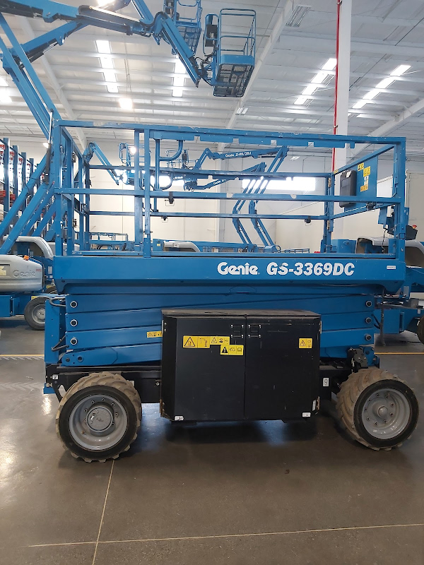 Picture of a GENIE GS-3369 DC