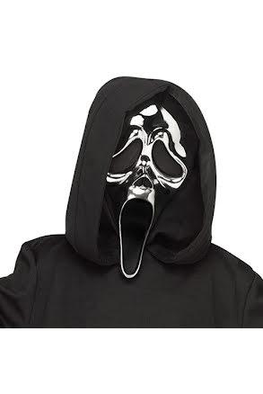 Mask, Scream silver