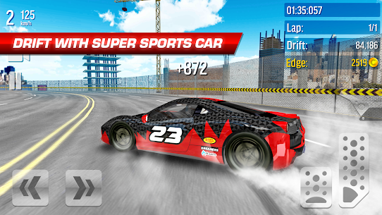 Drift Max City – Car Racing in City 1