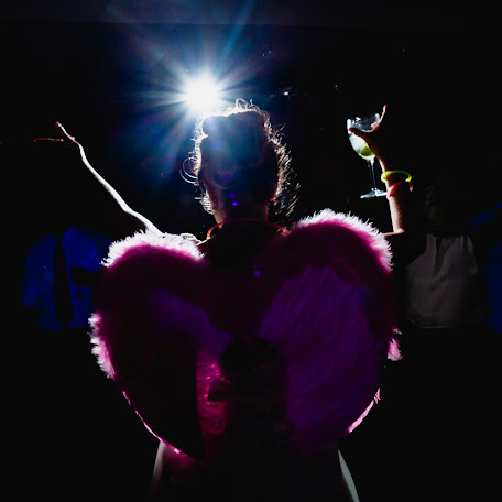 Wedding photographer Gabriel Gracia (Dreambigestudio). Photo of 14.02.2018