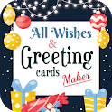 All Wishes Images & Greeting Cards Maker icon