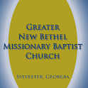 Greater New Bethel MBC icon