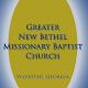 Greater New Bethel MBC