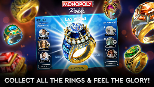 MONOPOLY Poker - The Official Texas Holdem Online screenshots 5