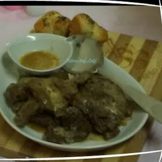 Pepper Cream Fillet Steak