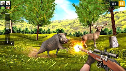 Wild Animal Hunting 2020 Free 1.4 screenshots 17
