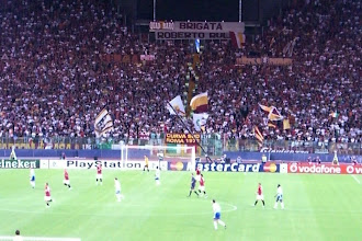 Photo: In game action, AS Roma vs. Dynamo Kyiv in Rome, Italy