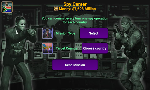 Africa Empire 2027  screenshots 4