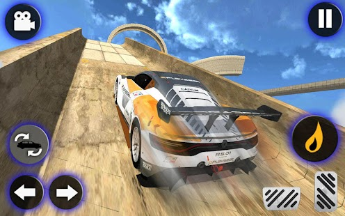 Extreme City GT Racing Stunts- screenshot thumbnail